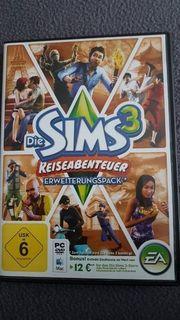 die Sims 3 Reiseabenteuer für