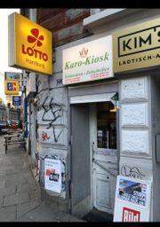 monatlich Miete 0 Karo Kiosk
