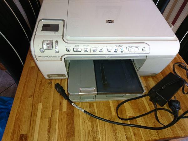 HP Photosmart C5280 » Tintenstrahldrucker