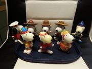 Snoopy mcdonalds figuren 1999