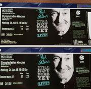Phil Collins Karten in München