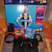 PS 4 Pro - Bundle Fifa