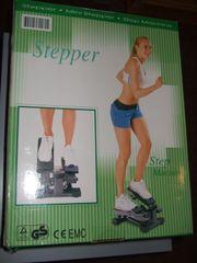 Stepper Fitnessstepper Lauftrainig