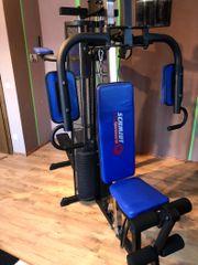 Fitnessgerät mit mehr