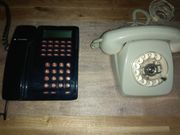 Telefonapparate aus der guten alten