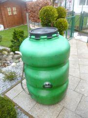 Wassertank Regentonne Regenwasserspeicher