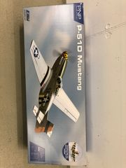 Eflite P-51D Mustang Dallas Doll