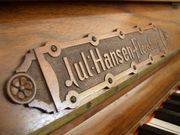 HANSEN Flensburg Konzertklavier mit schönem
