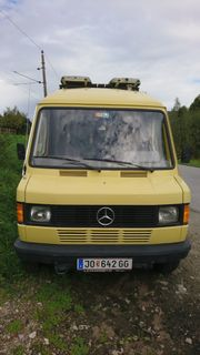 Verkaufen Mercedes 207D