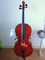Cello, spielbereit