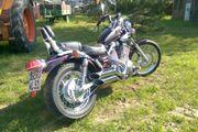 Yamaha Virago Motorrad
