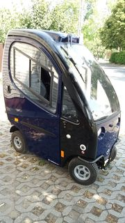 Elektrorollstuhl Joystick Elektromobile Senior enmobil