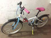 Fahrrad Mädchen 20