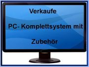 PC Komplettsystem Quad Core 4
