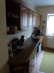 rustikale Einbauküche 2-seitig
