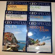 GEO-special Jahrgang 2012 komplett