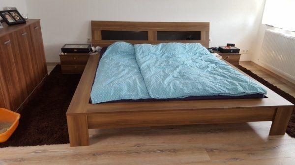Schlafzimmerbett 2 Nachtkonsolen In Nurtingen Betten Kaufen Und