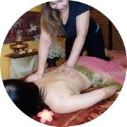 Massage tenderness dedication and relaxation