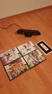 Kinect Sensor u Spiele für