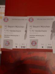 Fc Bayern gegen Heidenheim
