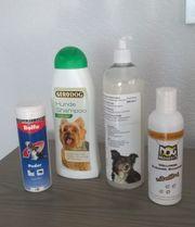 Hundeshampoo Puder gegen Flöhe
