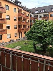 3 Zimmerwohnung, Südbalkon