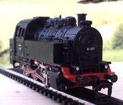 Dampflok BR 81 Spur TT -