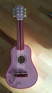 Spielzeug Gitarre Mädchen