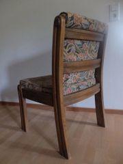 Rustikaler Stuhl/Sessel