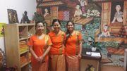 Mitarbeiterin Thai-Massage