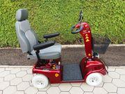 Elektromobil für Gehbehinderte