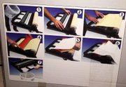 Tapetenkleistermaschine Taptenkleistergerät neu