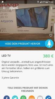 LED TV der