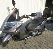 Kymco-Motorroller, New