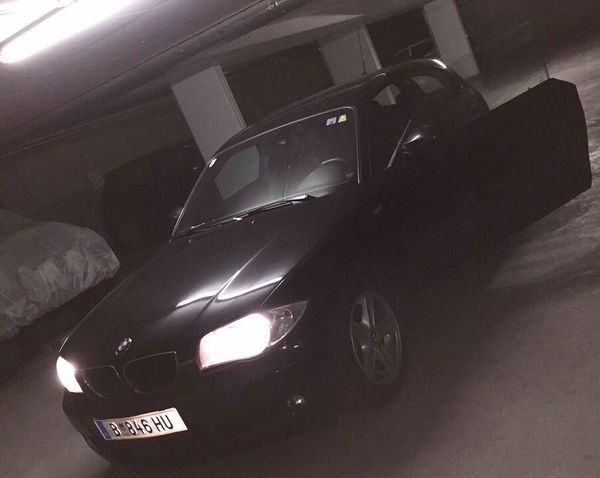 Bmw 1er Coupe