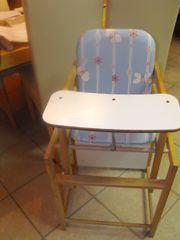 Kinderhochstuhl Babyhochstuhl mit Tisch