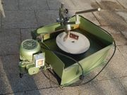 Horizontalschleif- und Poliermaschine