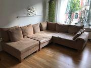 Couch Wohnlandschaft zu