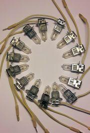 15 x OSRAM - H 3