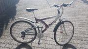 28 Alu-Trekking-Cross-Bike