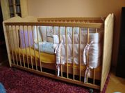 Kinderbett Combili 140x70 cm von