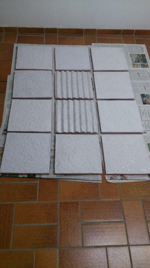 Wandfliesen Majolika Massiv Ax Cm In Karlsruhe Fliesen - Fliesen kaufen karlsruhe