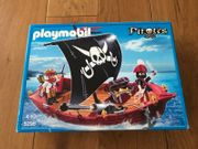 Playmobil Piratenschiff 5298 und Pirateninsel