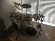Umfangreiches Schlagzeug - YAMAHA - 9000er Power