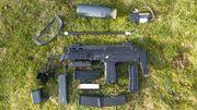 Softair 6mm HK MP7A1 schwere