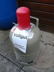 Gasflasche 5 kg mit Füllung