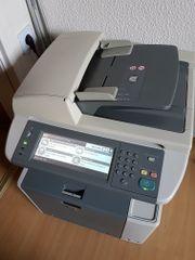 HP LaserJet M3035MFP