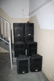 Lautsprecher DAP K-112 noch 6