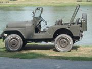 Kaiser Willys Jeep CJ5M
