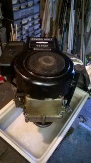 Motor für Aufsitzrasenmäher